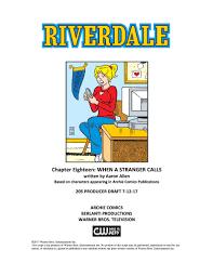 riverdale season 2 chapter 5