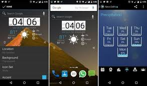 best android weather widget 15 best and beautiful weather widgets for your android home