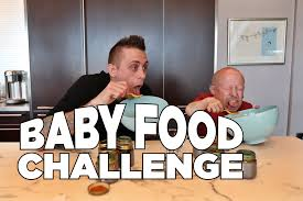 Challenge Romanatwood Baby Food Challenge With Atwood And Verne Troyer