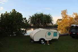 Retro Campers by The Gidget Retro Teardrop Camper Cool Hunting
