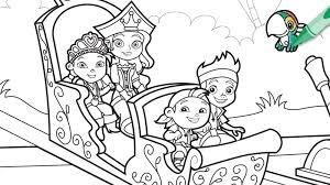 princess power coloring disney junior india