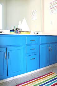 Kids Bathroom Furniture - bold oak bathroom cabinet makeover u2014 tag u0026 tibby