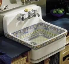 Kitchen Sinks Italian Journey Old House Web - Italian kitchen sinks