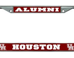 byu alumni license plate frame plate etsy