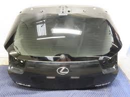 lexus rx400h boot rear door