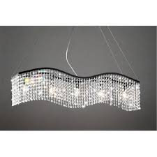 Crystal Chandelier Dining Room Led Chandeliers U0026 Pendant Lighting Chandelier Top