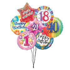 large birthday balloons birthday balloon bouquet
