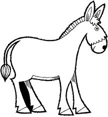 mexican donkey pinata coloring pages mexican donkey pinata