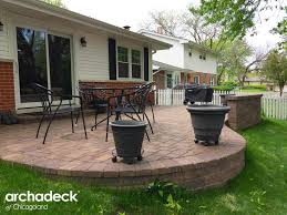 patio ideas by archadeck of chicagoland u2013 outdoor living with