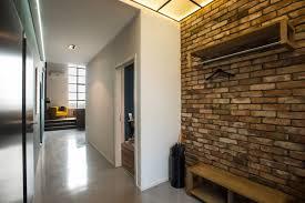 industrial budapest loft apartment nonagon style