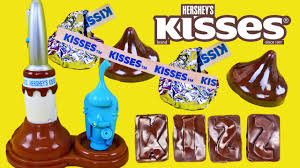 hershey s chocolate maker kisses diy sweet treats