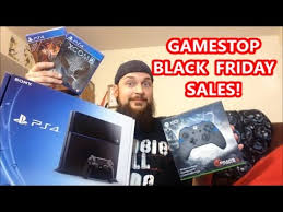 ps4 black friday sale gamestop black friday sales 2016 scottsquatch youtube