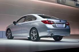 subaru legacy rims 2015 subaru legacy debuts at 2014 chicago auto show automobile