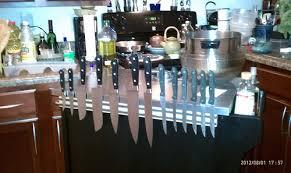Magnet For Kitchen Knives Small Kitchen Island U2026 Perfect U2013 Bill Gibson Ii
