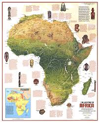 Map If Africa by Of Africa Map