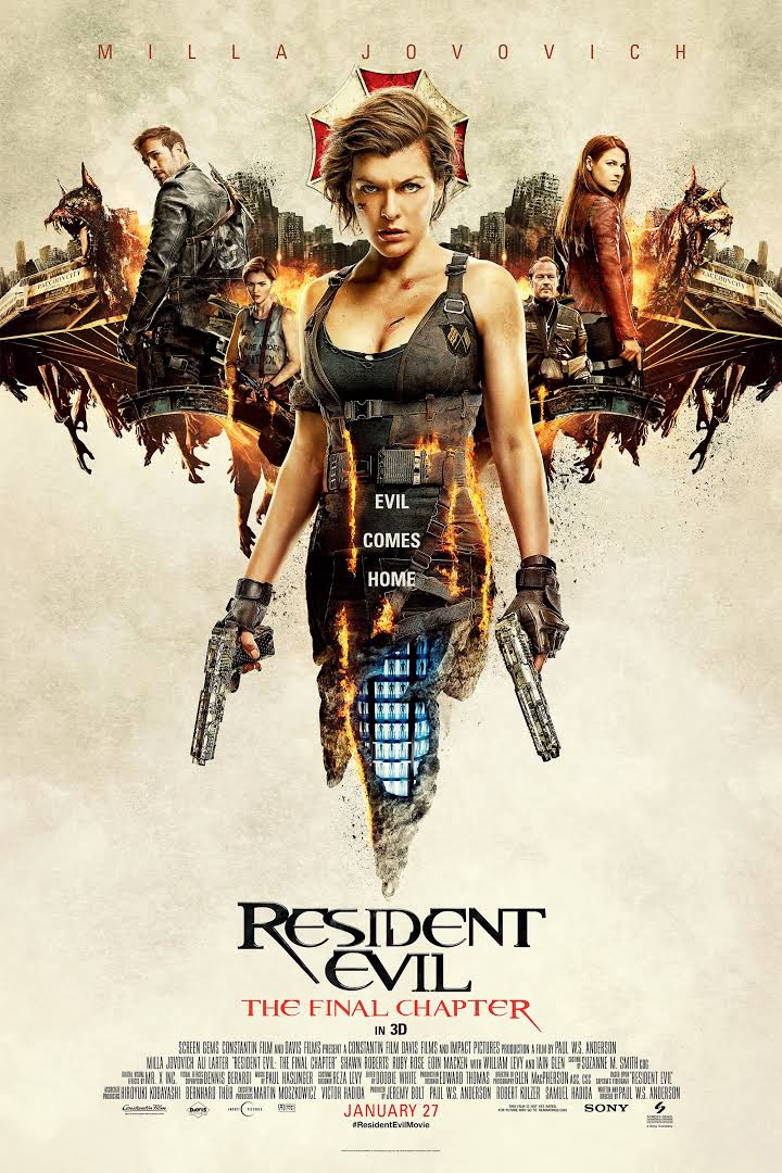 Resident Evil The Final Chapter Full Movie Download HD Hindi Dual Audio 700MB