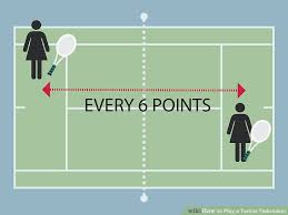 Rules For Table Tennis by How To Play A Tennis Tiebreaker 12 Steps With Pictures