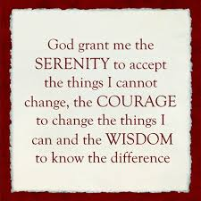 serenity prayer picture frame serenity prayer frame print by unknown at