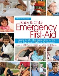 baby u0026 child emergency first aid simple step by step instructions