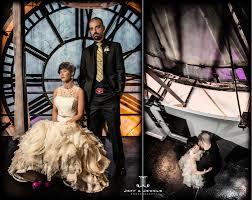 Denver Wedding Photographers Downtown Denver Wedding Photography Clock Tower