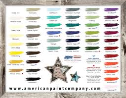 46 beautiful paint colors american paint company