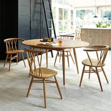 Ercol Dining Table And Chairs Dining Room Furniture Collections Quality Hardwood Furniture Ercol