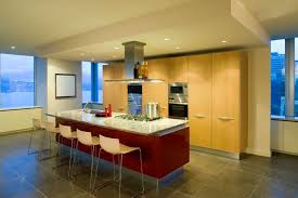 One Wall Kitchen With Island Designs Home Style Choices Large Kitchen Island