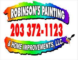 robinson u0027s painting u0026 home improvement llc news u0026 info