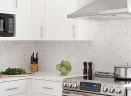 Best Backsplash Ideas Images On Pinterest Backsplash Ideas - White kitchen with white backsplash