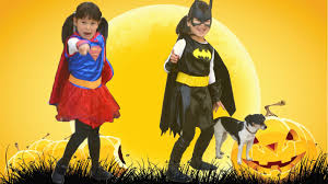 Lil Monster Halloween Costume by Halloween Costumes For Kids Little Girls Batgirl And Supergirl