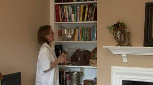 decorating a bookshelf home decorating basics decorating a bookcase youtube
