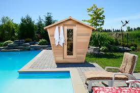eagles nest sauna 8 u0027 x 7 u0027 dundalk canada barrel saunas
