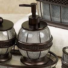 oil rubbed bronze bathroom accessories house decorations