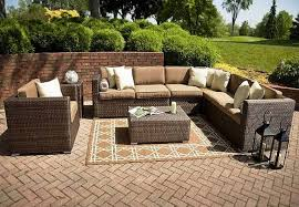 Outside Patio Tables Sectional Patio Furniture Patio Furniture For Less Outside Patio