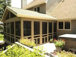 design concept for enclosed porch ideas 12514