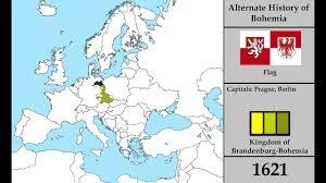 Bohemia Flag Alternate History Of Bohemia 1356 2016 Youtube