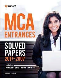 buy a complete study pacakage for mca entrances book online at low