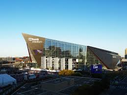 vikings stadium reflector of light murderer of birds wired