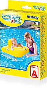 bouée siège pour bébé bestway a0603726 jeu de plein air bouée siège gonflable pour