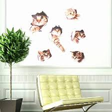 Baby Room Removable Wall Decals Unique Amazon 6pcs 3d Wall Stickers