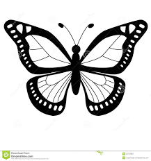 butterfly picture outline kids coloring europe travel guides com
