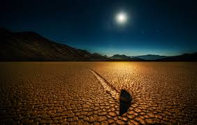 Moonlight Landscape Lighting by Trey Ratcliff Death Valley Mysterious Rocks Low 5k Jpg