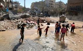 unicef siege unicef 100 000 children siege in eastern aleppo alone