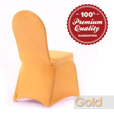 gold spandex chair covers wholesale spandex chair covers stretch chair covers urquid linen