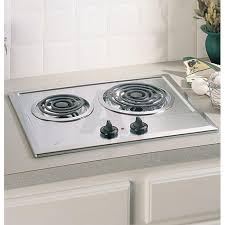 Ge Built In Gas Cooktop Ge 21 Inch Built In Electric Cooktop Free Shipping Today
