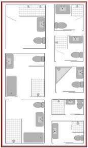best 20 small bathroom layout ideas on pinterest modern small 3 4 bathroom floor plans fancy small bathroom floor plans