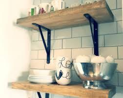 kitchenshelves com kitchen shelves etsy
