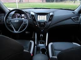 Veloster Hyundai Interior 2013 Hyundai Veloster Mother Proof Review Cars Com