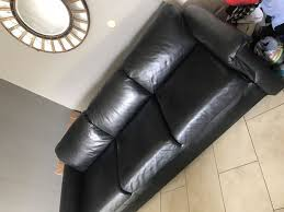 The Leather Factory Sofa Black Leather Factory Furniture In Mountain View Ca Offerup