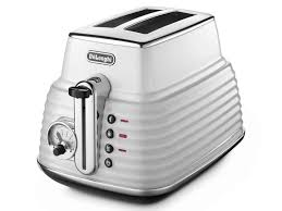 Two Slice Toaster Reviews Scultura 2 Slice Toaster Toasters Delonghi New Zealand